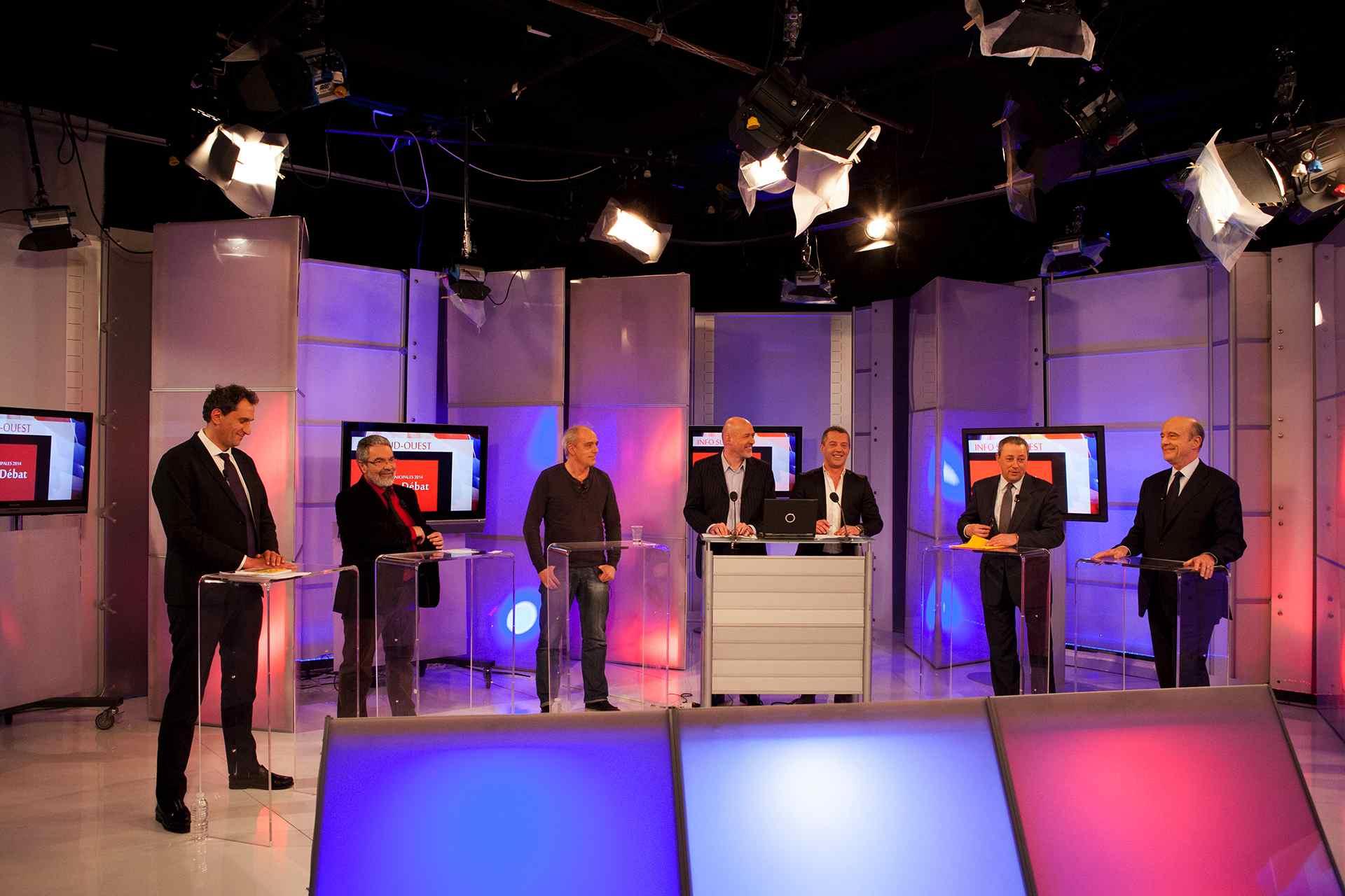 Débat sur TV7