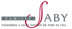 Logo vignoble saby