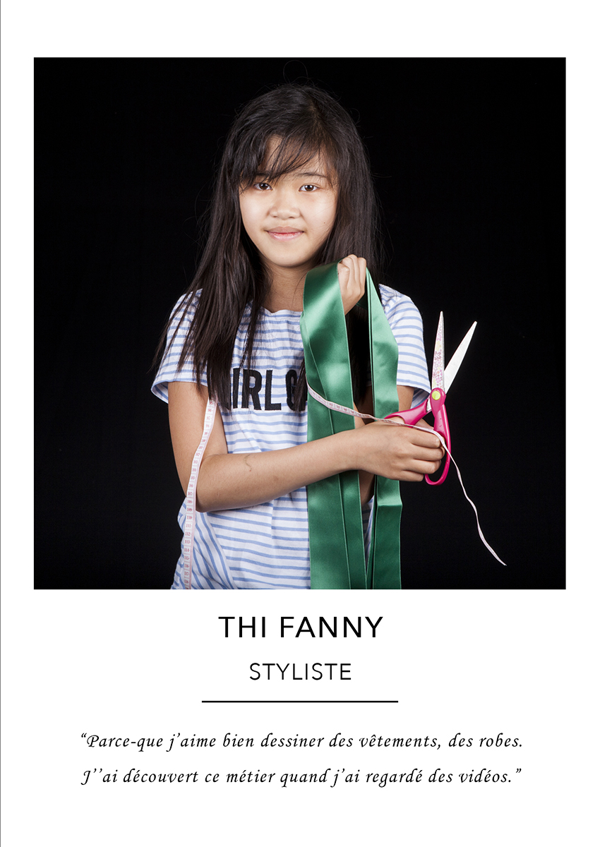 Thi Fanny - Styliste